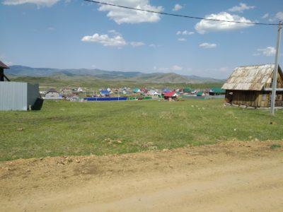 Земельный участок 9 соток в с. Ташбулатово