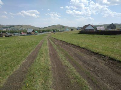 Земельный участок 18 соток в с. Ташбулатово