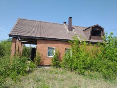 Земельный участок 12 соток и дом 50кв.м. в СНТ Цементник