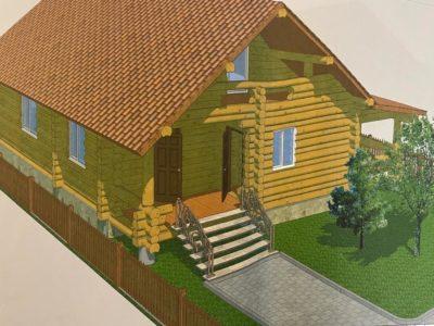 Дом, Зелёная Поляна