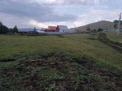 Земельный участок 12 соток в деревне Даутово