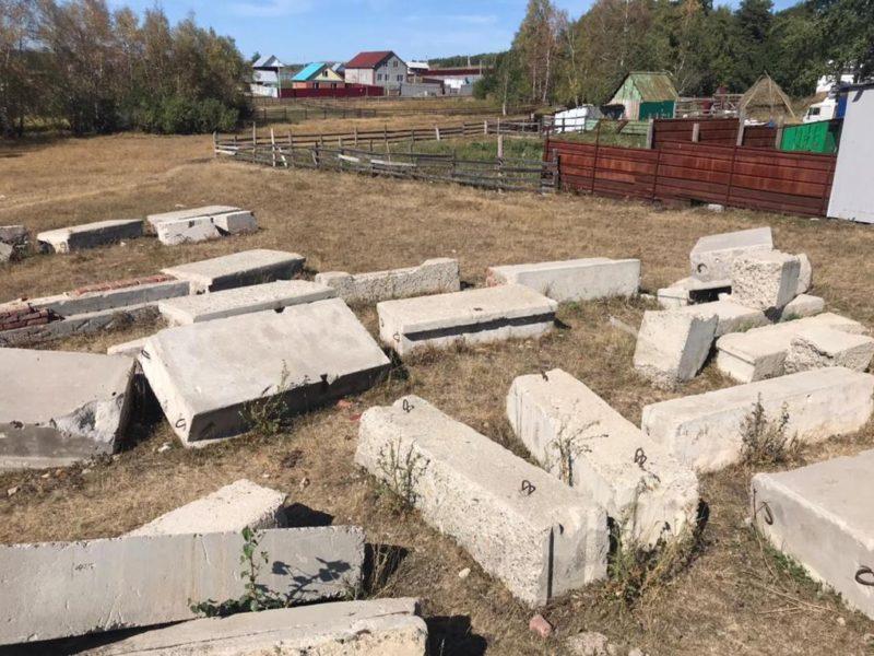 Земельный участок 12 соток в селе Аскарово